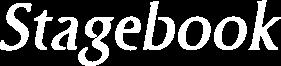 Stagebook ロゴ